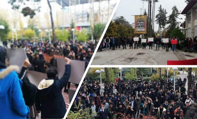 Iran: Student Protests for a Fourth Straight Day