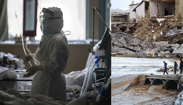 As Natural Disasters Continue in Iran,
