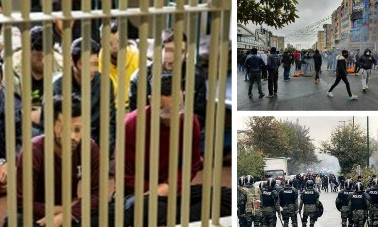 Iran: Lengthy Prison Terms for Those Arrested During the November 2019 Uprising
