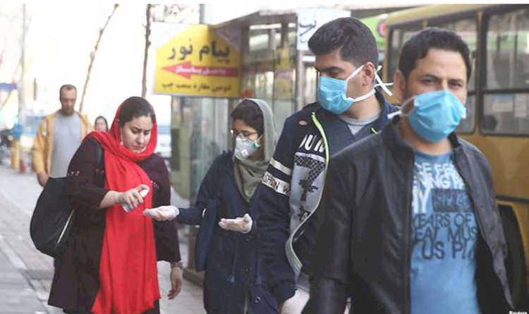 MORE THAN 4,900 PEOPLE ACROSS 182 CITIES IN IRAN ARE DEAD