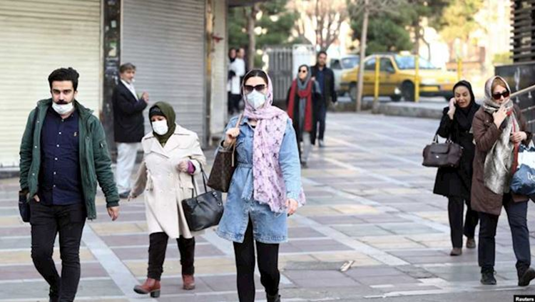Iran: COVID19 Outbreak Across the Country
