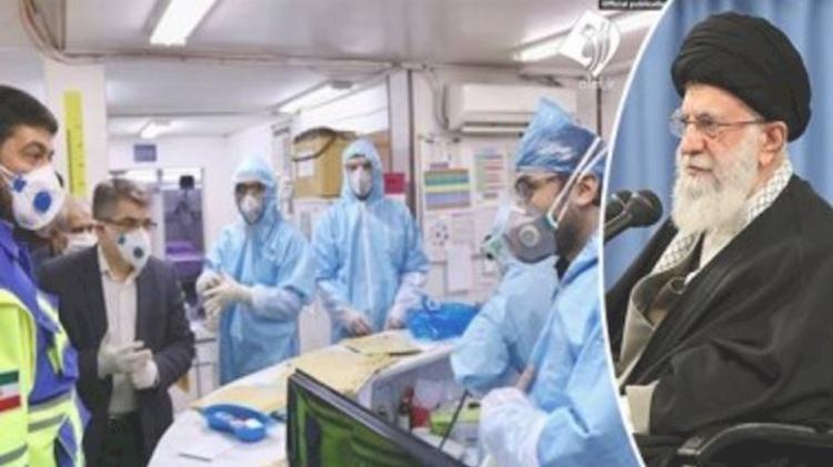 Increase in death by corona outbreak in Iran