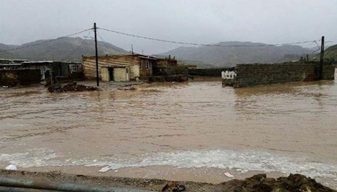 Amid Coronavirus, Floods in Iran Kill Dozens