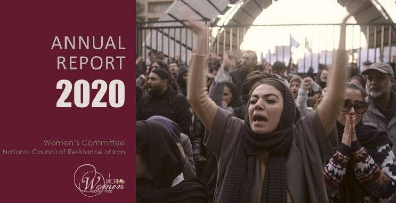 Annual Report 2020 - Women's Committee of the NCRI