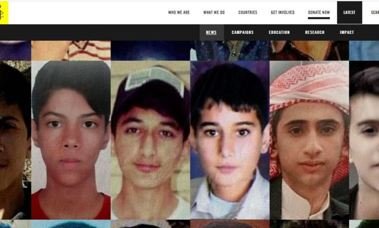 At least 23 children killed by security forces in November protests in Iran