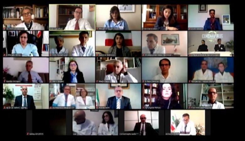 International Conference on Iran's Coronavirus Epidemic,