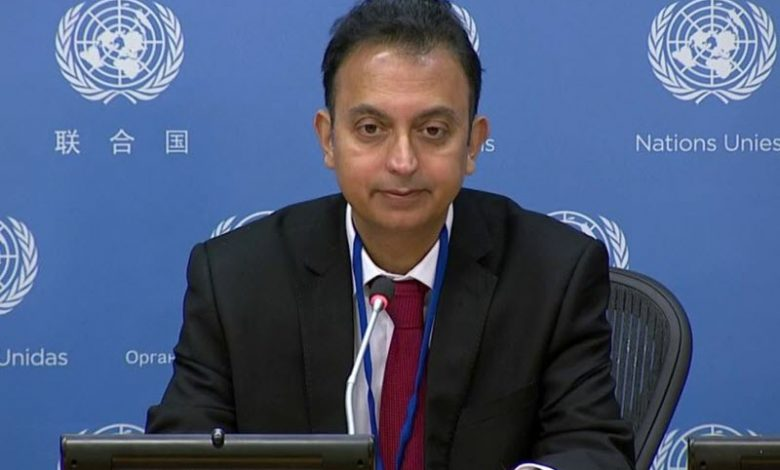 Javaid Rehman, UN Special Rapporteur on Human Rights in Iran