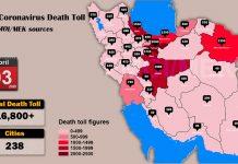 Over 16,800 dead of coronavirus