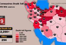 Iran: Coronavirus Update, Over 32,200 Deaths, April 19, 2020, 6:00 PM CEST