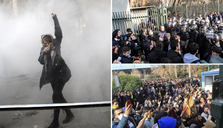 Iran's Regime Acknowledges to MEK's Role in Iran Protests