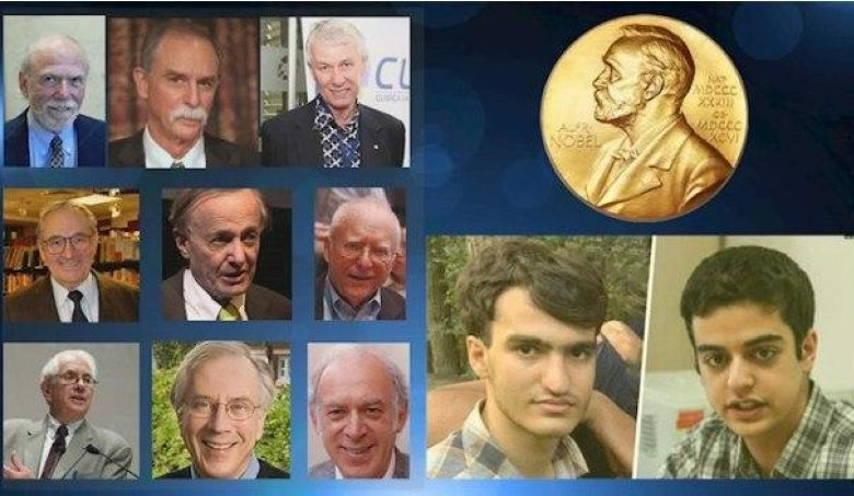 Nobel Laureates Call for Release of Elite Iranian Students