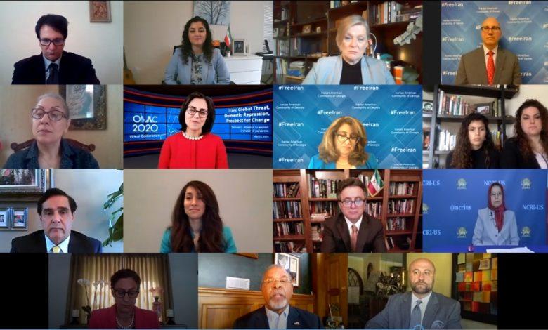 OIAC 2020, virtual conference -- U.S. May 21, 2020