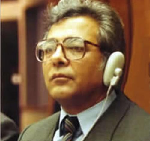 Professor Kazem Rajavi,