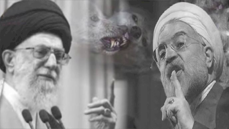 khamani and rouhani
