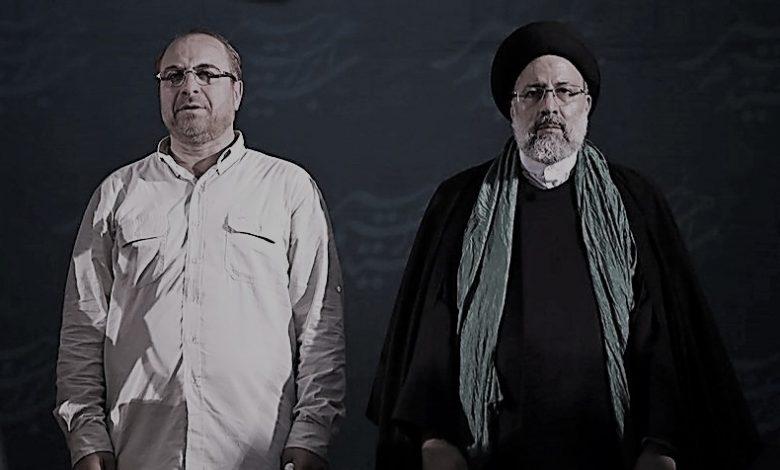 Qalibaf and Raisi