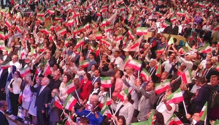 Free Iran Grand Gathering in Paris – file photo