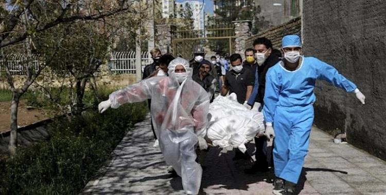 Iran: Coronavirus Update, Over 74,200 Deaths, July 21, 2020