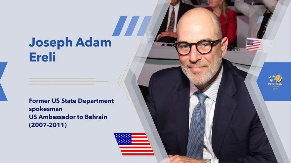 Ambassador Adam Ereli,