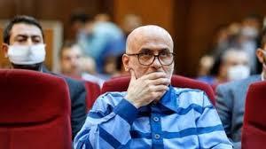Akbar Tabari in the regime's court