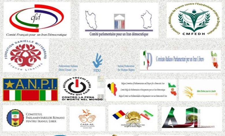 Dozens of human rights organization