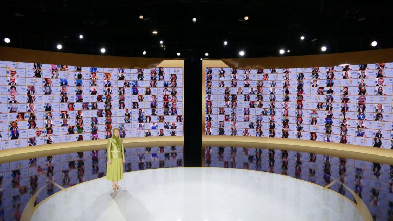 demonize the Iranian Resistance movement.