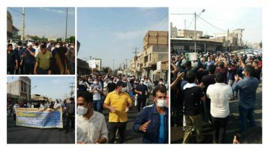 Photo of Iran: Nearly Two Months of Strike by Haft Tappeh Workers, the Regime Has Taken No Action to Help Them