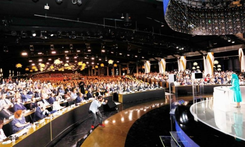 Ongoing Support of NCRI, and MEK Free Iran Global Summit From 4 Continents