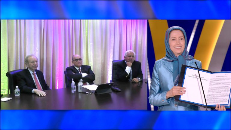 Iran's Regime Tries to Spread Despair Among People With COVID-19, NCRI's Free Iran Global Summit Foiled This – Remarks by Rudy