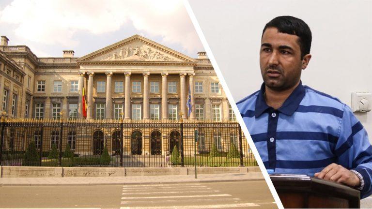 Belgian Lawmakers Condemn Iran Regime's Execution of Mostafa Salehi, Its Ongoing Human Rights Violations