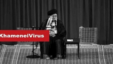 Photo of Khamenei Compares COVID-19 Crisis To Iran-Iraq War Calling It a Blessing