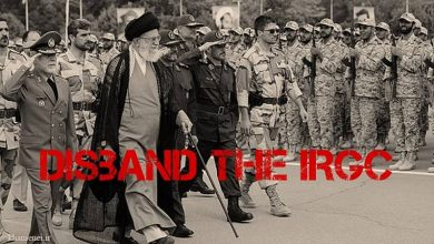 Iranian Resistance's Words Echo People's Desire To Disband IRGC, Regime Officials Express Fear