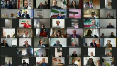 Photo of Iran: Online Conference on Human Rights: Italian Lawmakers Call for Firmness Against Iran's Regime