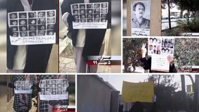 Activities of Resistance Units and MEK Supporters – Call To Protest for Freedom