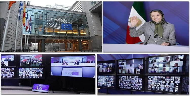 Iran: With Broad Support in European Parliament, the Iranian Resistance Demands Change