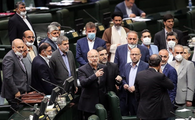EDITORIAL: The Regime's Infighting, Khamenei's Weakness, and Fear of Overthrow