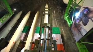 IRGC Unveils New Ballistic Missiles Amid Iran's Worsening Covid-19 Crisis
