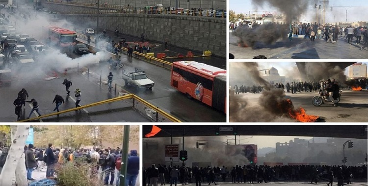 Iran: Amidst Many Crises, Tehran Only Intends to Address One: Escalating Popular Dissent