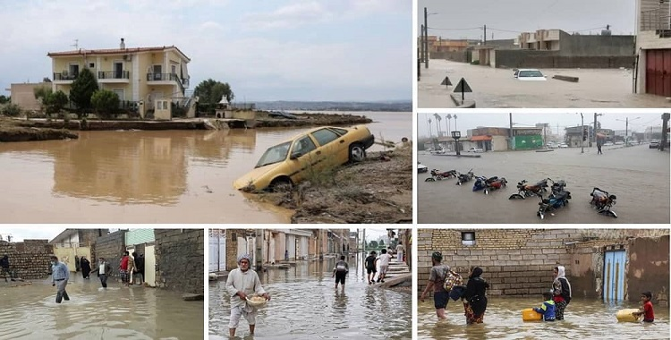 Flood Crisis in Iran: People Protest Regime's Inaction as More Provinces Damaged