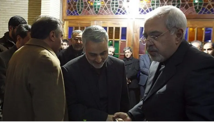 Iran Foreign Ministry Official Confirms Zarif and Soleimani's Close Ties