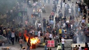 As Social Problems Increase in Iran, State-Run Media Warn of Possible Uprisings