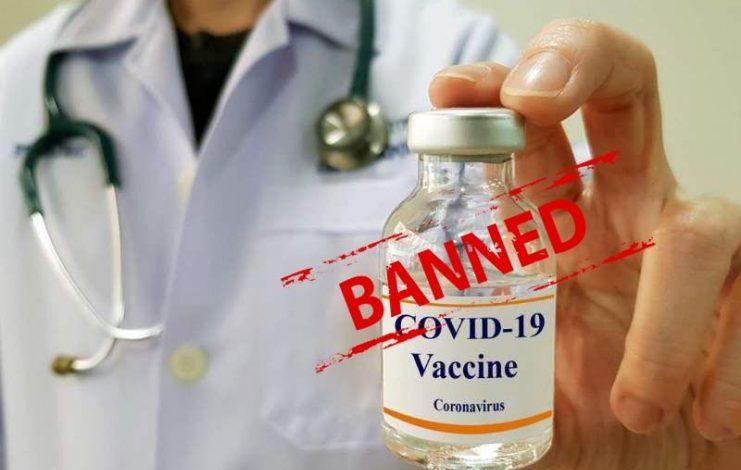 Iran: Khamenei and Rouhani Ban COVID-19 Vaccine, Allow Massacre of People