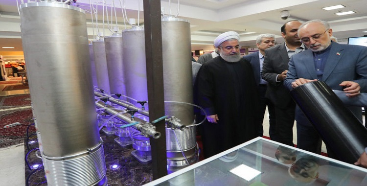 Iran Regime's Nuclear Extortion: Int'l Community's Obligations