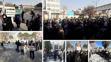Photo of Dozens of Protests in Two Days Across Iran Indicates Society's Restiveness