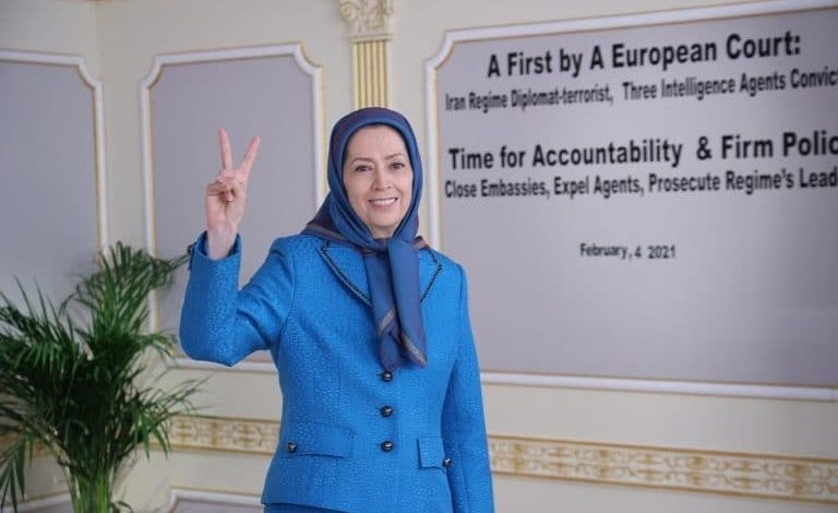 Assadi's Conviction: A Historic Turning Point in Intl Community's Relations With Iran's Regime