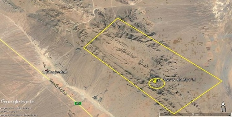 Iran: New Information About the Iranian Regime's Abadeh Nuclear Site