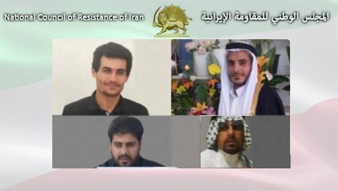 Iran: Execution of Four Political Prisoners in Sepidar Prison in Ahvaz
