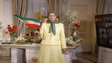 Nowruz, the New Iranian Year, 1400, Celebrated With Mrs. Rajavi's Remarks