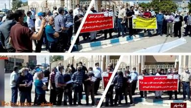 Photo of Iran: The Retirees' Nationwide Protests With Significant Presence Of Women