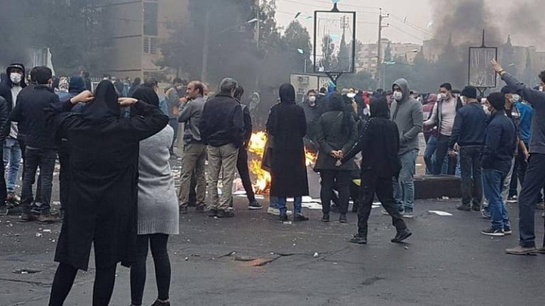 In Iran, Layers of Crisis Hinder but Cannot Subdue People's Push for Democracy
