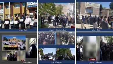 Photo of Iran – Enraged Retirees in 23 Cities (19 Provinces)